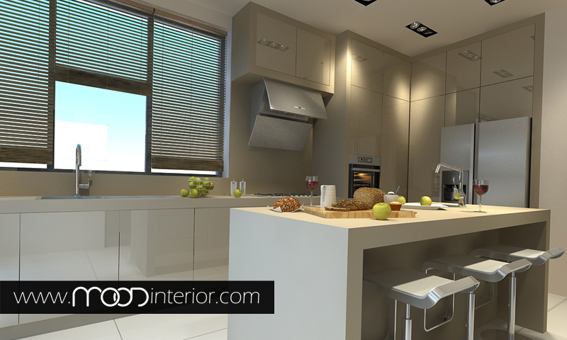 Поръчка Интериорен Дизайн от Студио MOOD