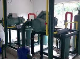 Поръчка Монтаж на хладилни инсталации