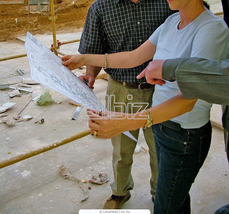 Поръчка Инженеринг в строителството