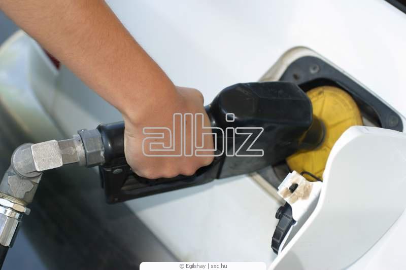 Поръчка Търговия с нефтопродукти