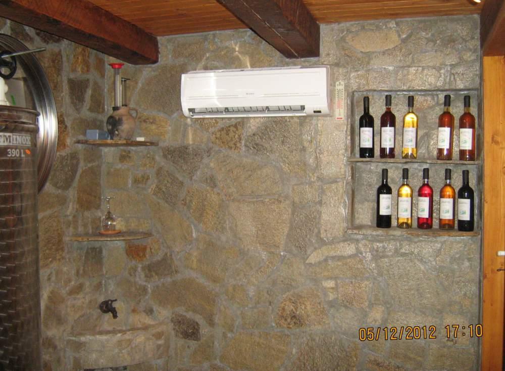 Поръчка Дегустация на домашно вино от Малка Домашна Винарна.