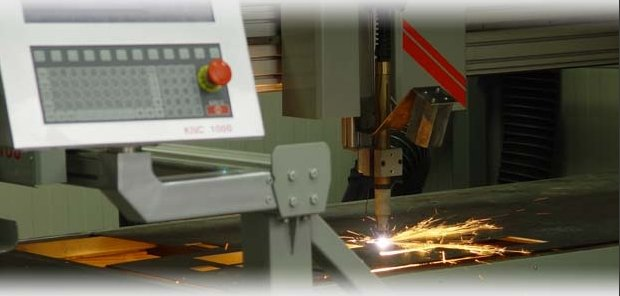 Поръчка CNC машините за плазмено рязане - разкрой