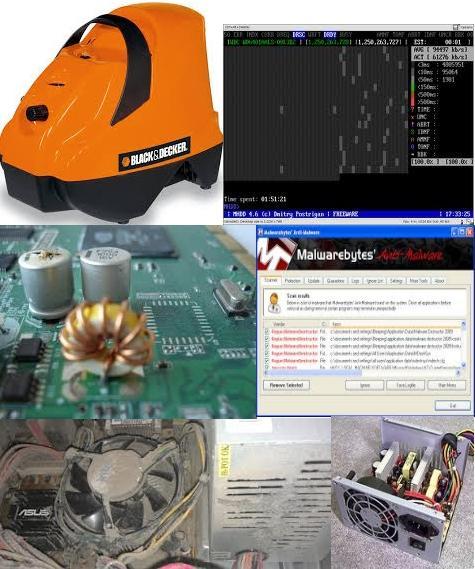 Поръчка Профилактика на Компютърна Система