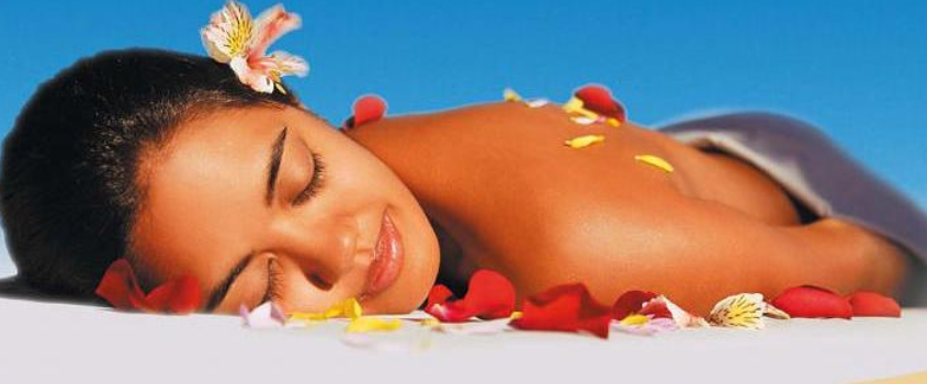 Поръчка Арома масаж - Хавай