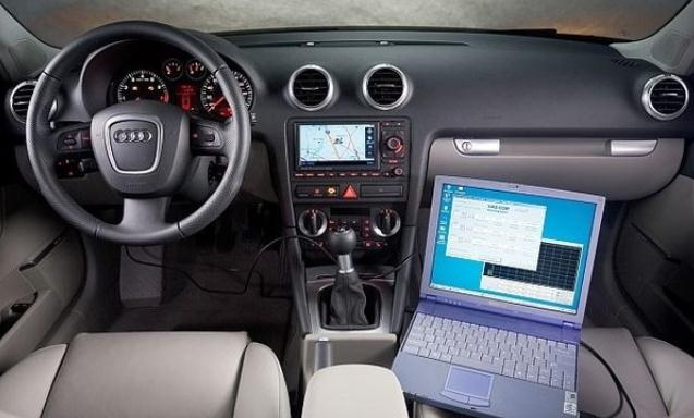 Поръчка Компютърна диагностика на автомобил