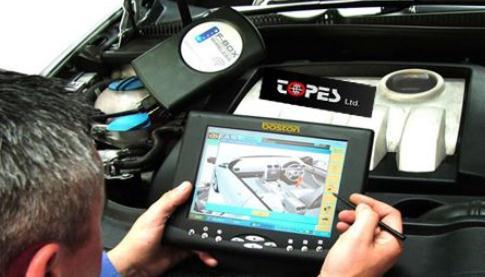 Поръчка Диагностика и ремонт на електрическа част на автомобила