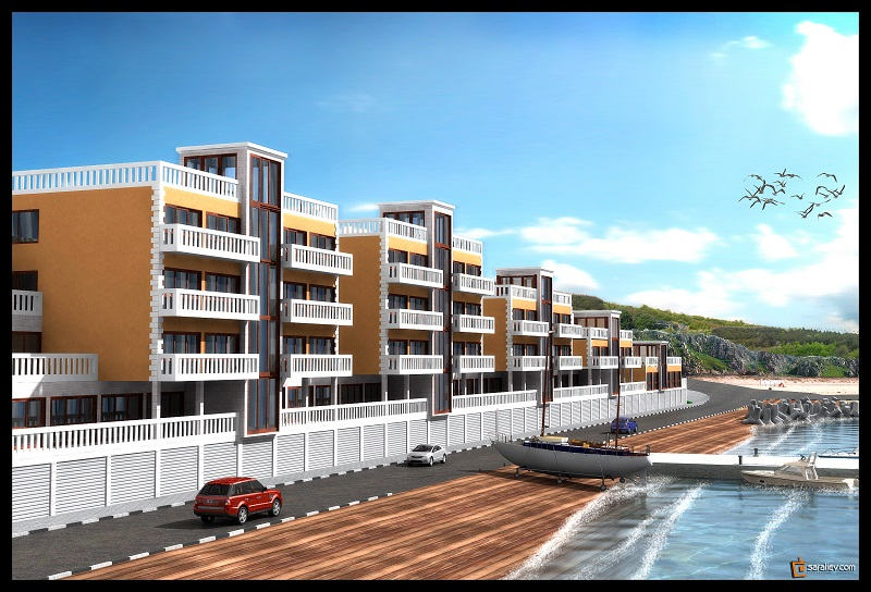 Поръчка Изграждане на готови жилища за граждани