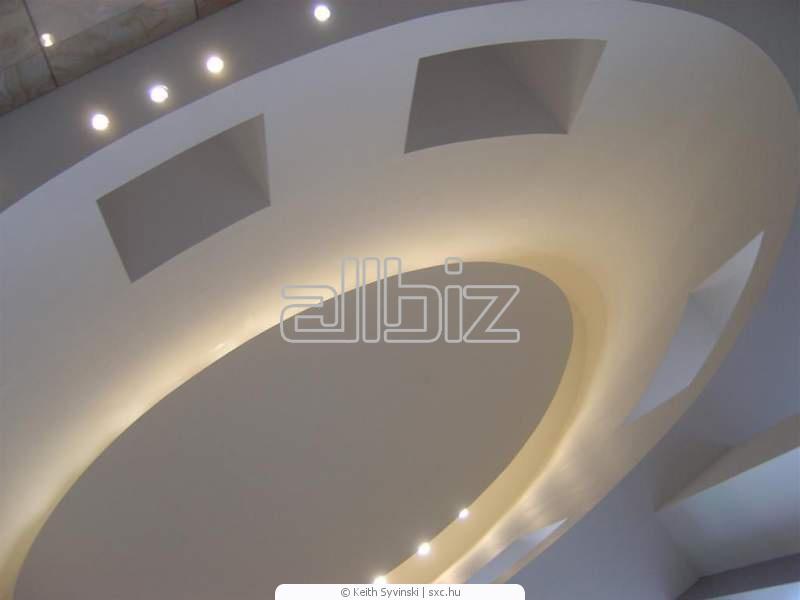 Поръчка Окачени тавани