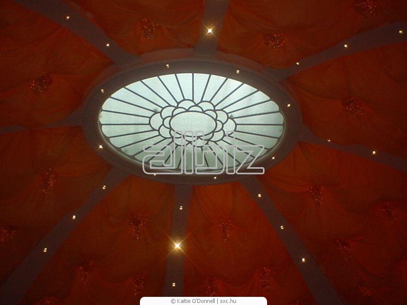 Поръчка Ламелни тавани