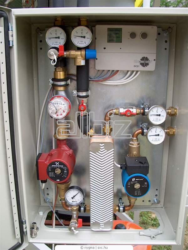 Поръчка Проектиране на газоразпределително оборудване