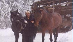 Поръчка Разходки с коне