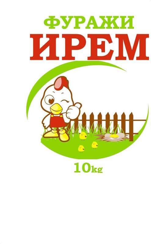Поръчка Пълноценен фураж Пилета старт. общоползвателни