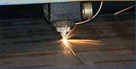 Поръчка Лазерно рязане на метал.