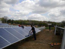 Поръчка Реализация на проекти за фотоволтаични паркове