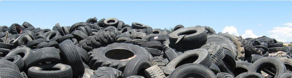 Поръчка Рециклиране на износени гуми
