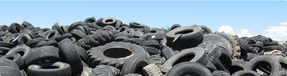 Поръчка Събиране и рециклиране на употребявани гуми
