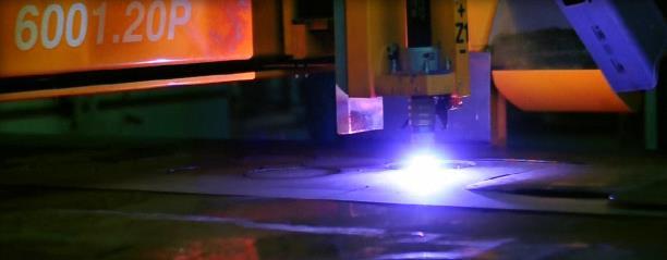 Поръчка Плазмено рязане на метали