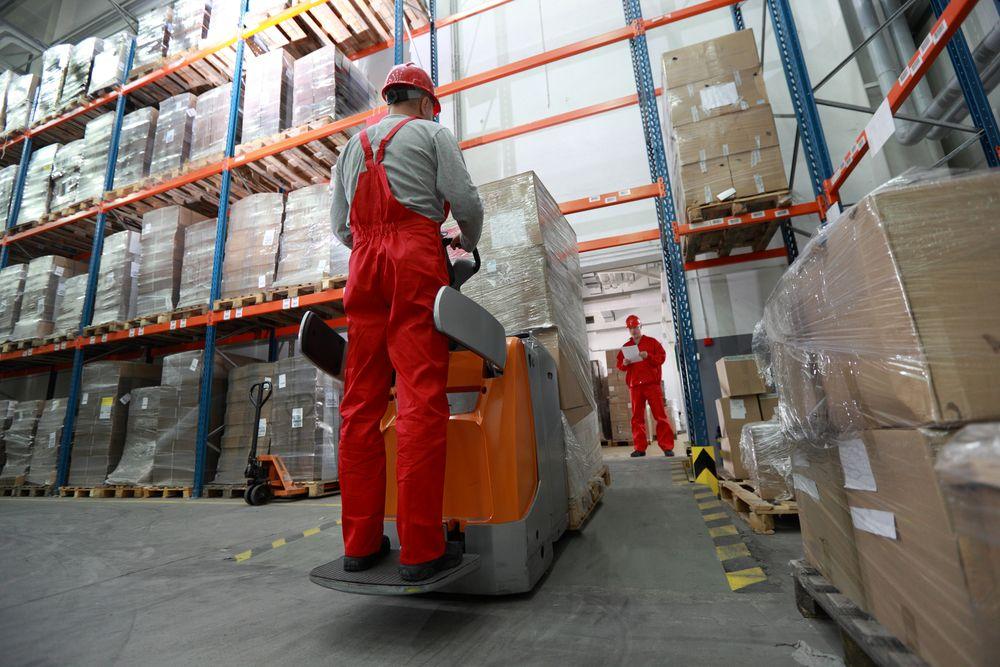 Поръчка Складиране на стоки в свободен склад