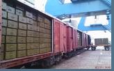 Поръчка : Организация на превоз на товари по вода