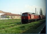 Поръчка Железопътен транспорт