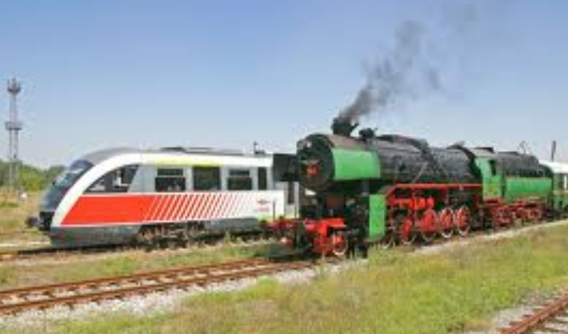 Поръчка Железопътен превоз