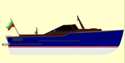 Поръчка Посредничество за строителство на нови кораби