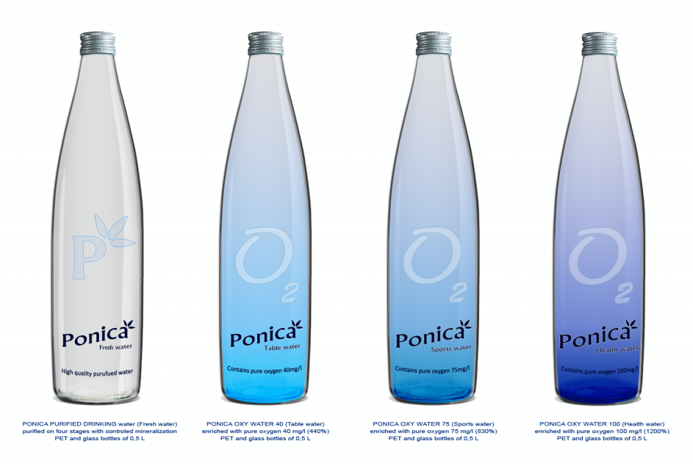 Поръчка Licensed rights for producing and sales of Oxygenated water