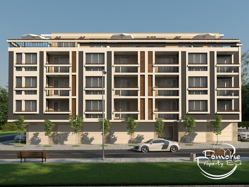 Поръчка Продажба в нова сграда, едностайни и двустайни апартамент в гр. Бургас в Сарафово,