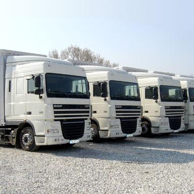 Поръчка Извънгабаритни товари, международен транспорт