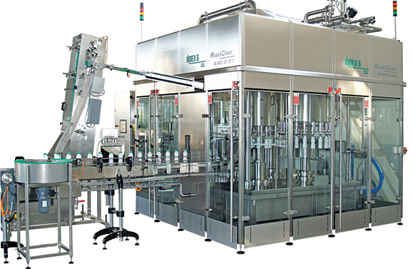 Поръчка Цялостни решения за автоматични бутилиращи линии