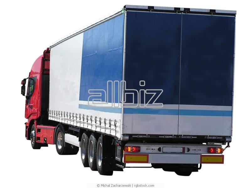 Поръчка Международни превози на стоки