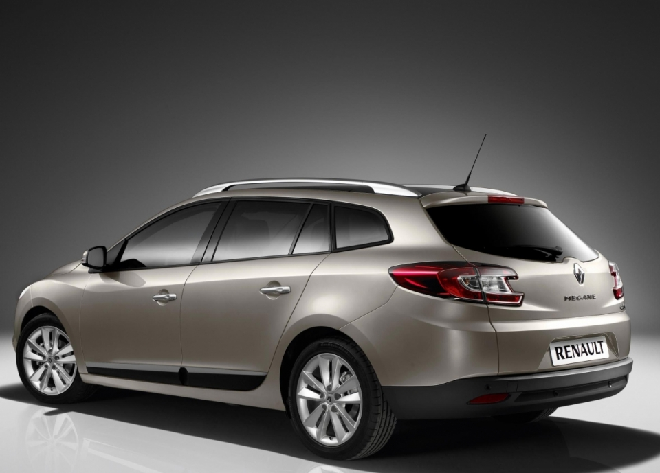 Поръчка Renault - Megane Grandtour III version 2012 - 1.5 dCi (110 Hp) FAP