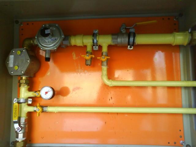 Поръчка Газови системи за отопление