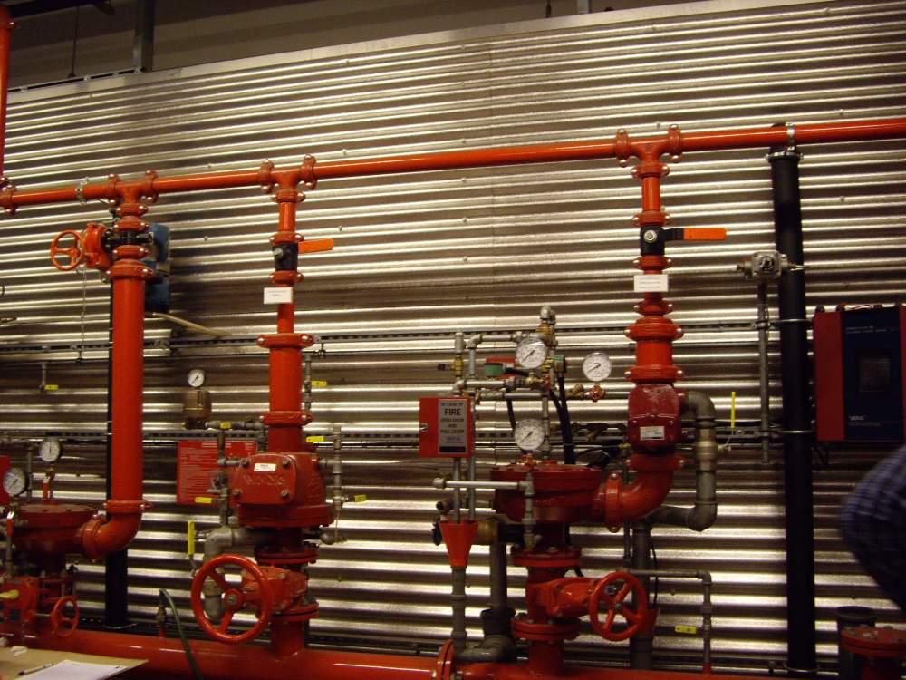 Поръчка Пожарогасителни системи