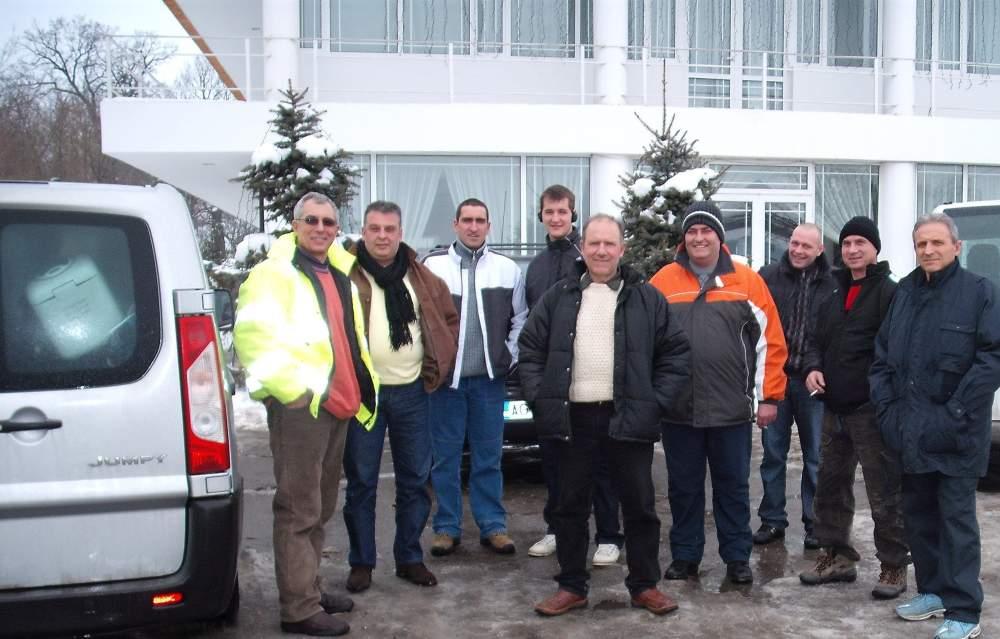 Поръчка Организиране и подготовка на корабни екипажи за европейски плавателни пътища