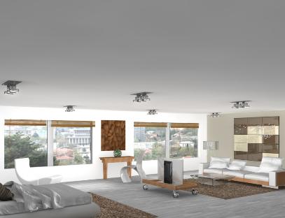 Поръчка Дизайн на интериора в хотелите