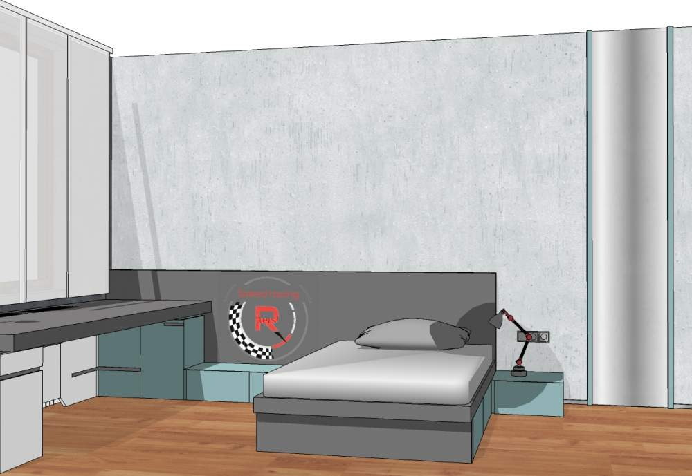 Поръчка Проектиране на мебели