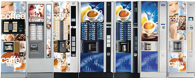 Поръчка Кафе автомати