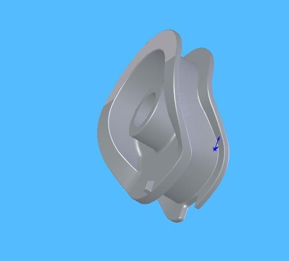 Поръчка Изчертаване на 3D модели на отливки на SolidWorks по технически данни на клиента