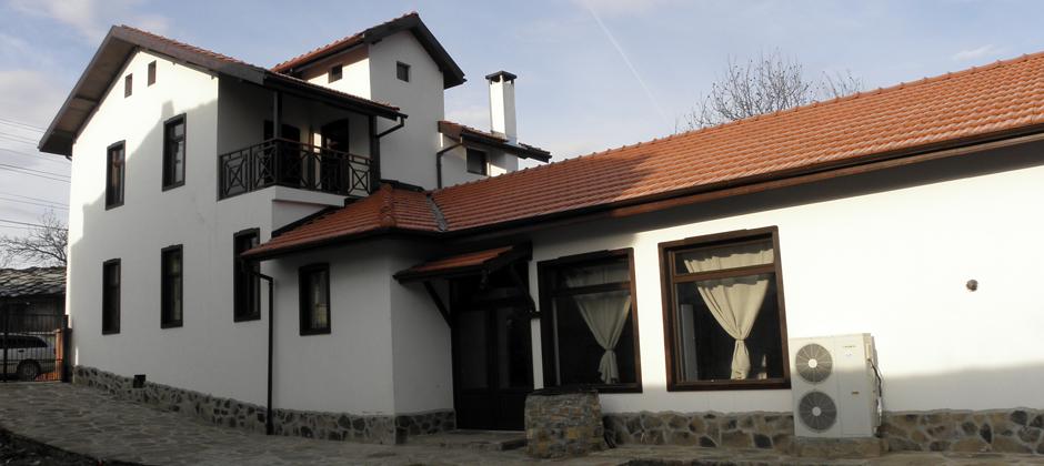Поръчка Даскаловата къща село Орешак