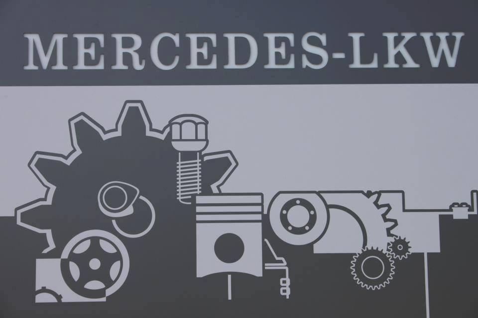 Поръчка Авточасти за автомобили Мерцедес ЛКВ