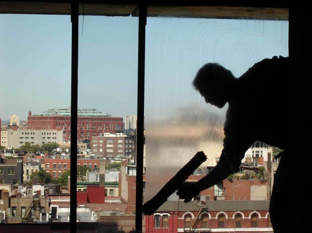 Поръчка Почистване на прозорци