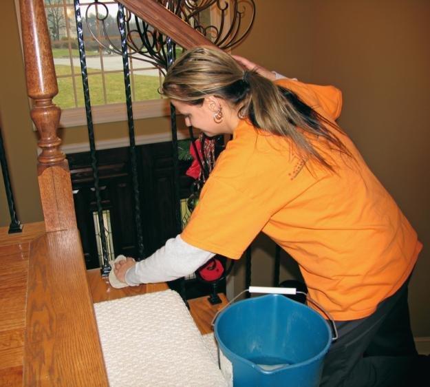 Поръчка Почистване на дома