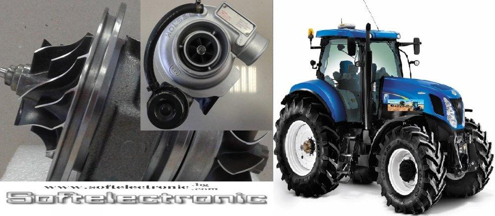 Поръчка Ремонт на турбини за трактори.