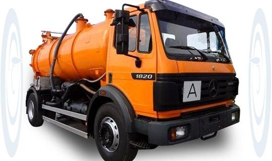 Поръчка Почистване на тоалетни шахти,септични ями и отпушване на канали в плевен