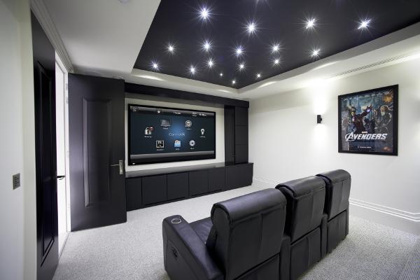 Поръчка Проектиране и инсталация на системи за домашно кино