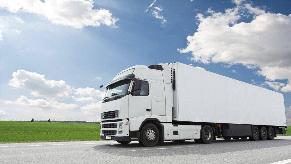 Поръчка Международен превоз на товари
