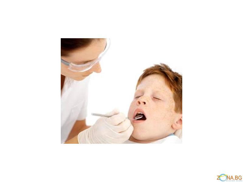 Поръчка Детска стоматология