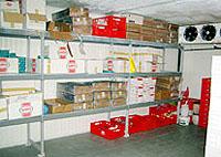 Поръчка Складове за съхранение