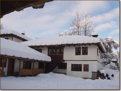 Поръчка Хотела през зимата